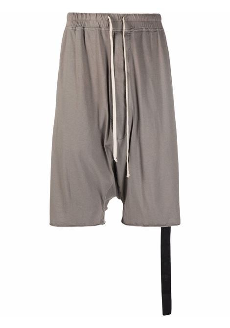 Bermuda al ginocchio in grigio - uomo RICK OWENS DRKSHDW | DU02A3380RN34