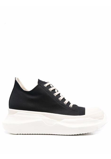Abstract low-top sneakers in black - men  RICK OWENS DRKSHDW   DU02A3842FC9111
