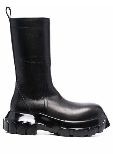 Bozo mid-calf boots in black - women  RICK OWENS | RP02A7882LNP99P