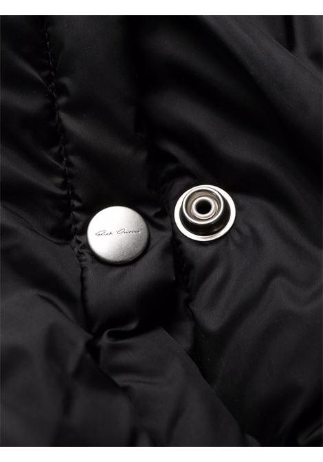 Cappotto con cappuccio in nero - donna RICK OWENS | RP02A7916NZD309