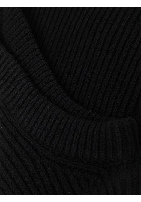 Passamontagna in nero - uomo RICK OWENS | RR02A5478WSBR09