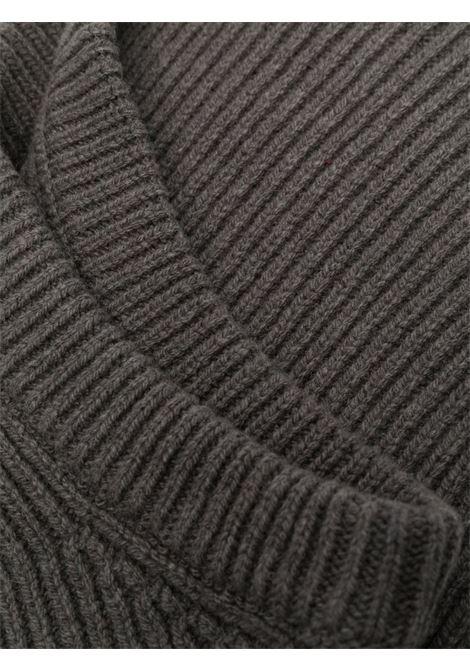 Passamontagna in grigio - uomo RICK OWENS | RR02A5478WSBR34