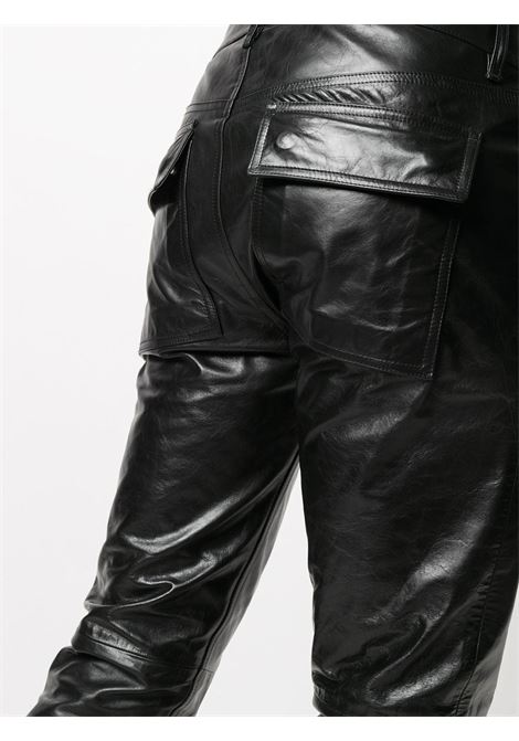 Tyrone skinny trousers in black - men RICK OWENS   RU02A5393LGW09