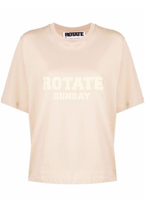 T-shirt con logo donna ROTATE SUNDAY | T-shirt | RT453151304