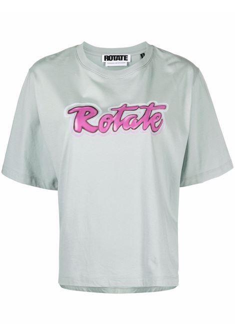 T-shirt con logo donna ROTATE SUNDAY | T-shirt | RT462165106