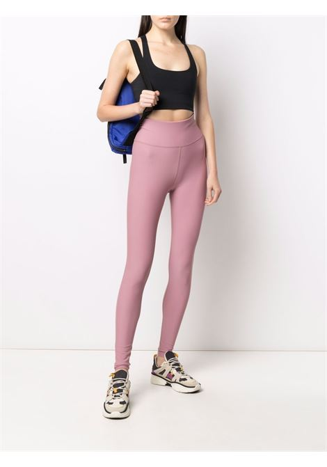 Leggings a vita alta in rosa chiaro - donna ROTATE SUNDAY | RT496161708