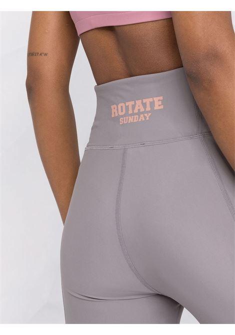 Leggings kamelia in grigio e rosa - donna ROTATE SUNDAY | RT497171502
