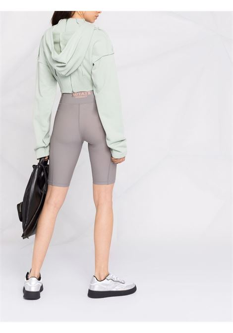 Shorts da ciclismo con stampa grigio - donna ROTATE SUNDAY | RT499171502