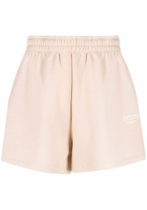 Pantaloncini con logo donna ROTATE SUNDAY | Shorts | RT475151304