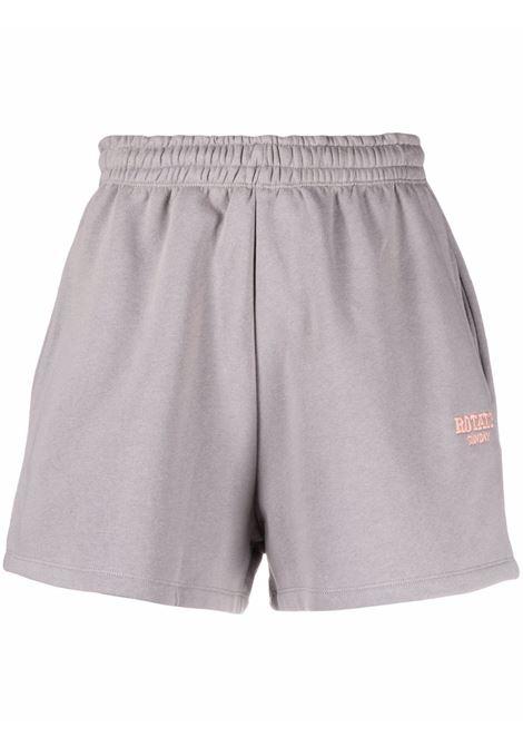 Logo shorts women ROTATE SUNDAY | Shorts | RT478171502