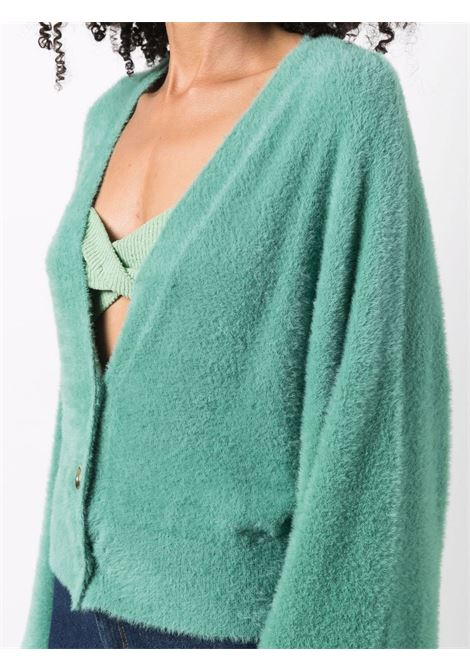 Cardigan in verde - donna ROTATE | RT684165917