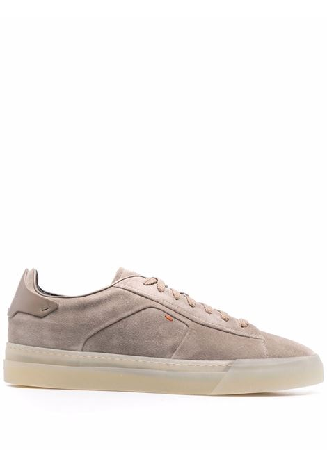 Sneakers in marrone - uomo SANTONI | MBGT21553TNERRAUM45