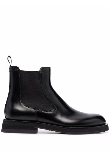 Chelsea boots in black - men  SANTONI   MCCN17819JW2IPWEN01