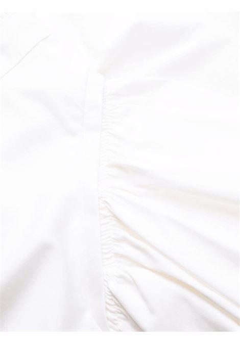 Abito svasato con fiocco bianco - donna SELF-PORTRAIT | PF21023WWHT