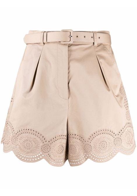 Shorts con ricamo e cintura latte -donna SELF-PORTRAIT   PF21070LTT