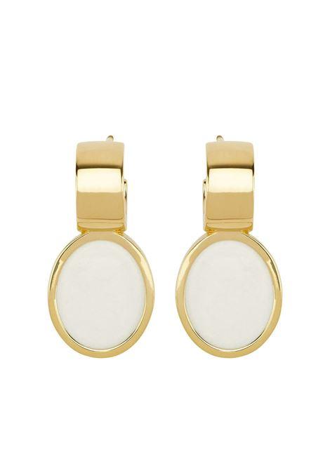 Orecchini pendenti oro- donna SIMONE ROCHA | ERG2750912NTRL