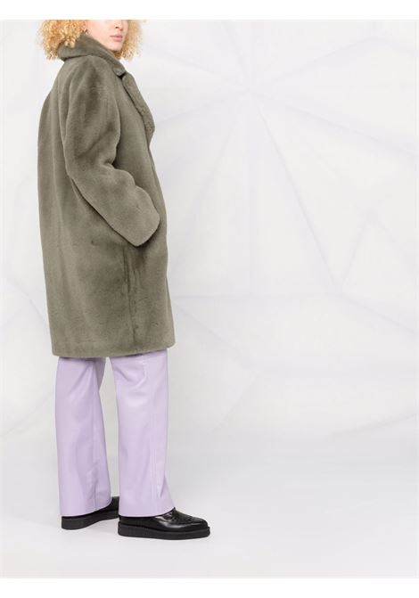 Pelliccia sintetica camille in menta - donna STAND STUDIO | 61137907050130