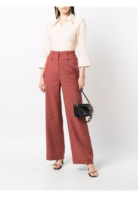 Black mini tommy crossbody bag - women  STAUD | 129457BLFC