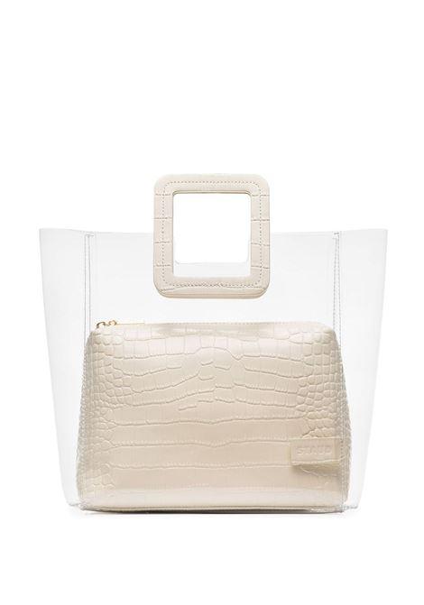 Shirley bag in cream - women  STAUD | 279013CFC