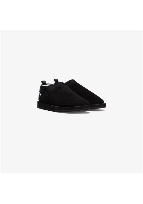 Sneakers ron vm2 in nero - unisex SUICOKE | OG073MWPABBLK