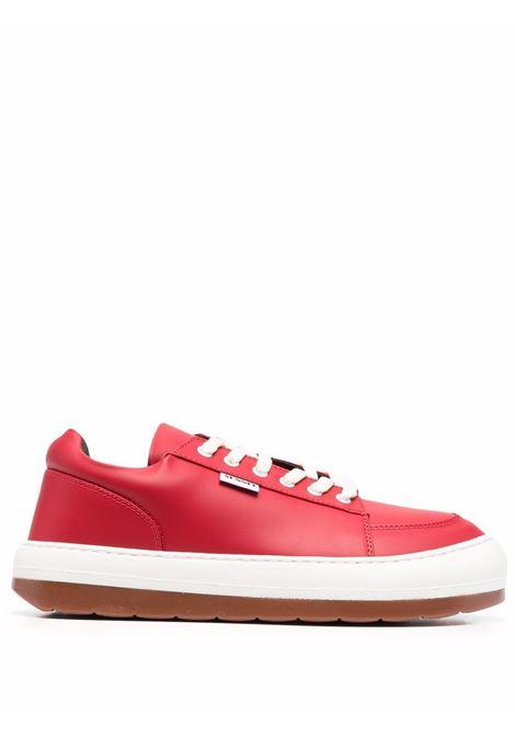 Sneakers Dreamy in rosso e bianco - uomo SUNNEI | D01RD