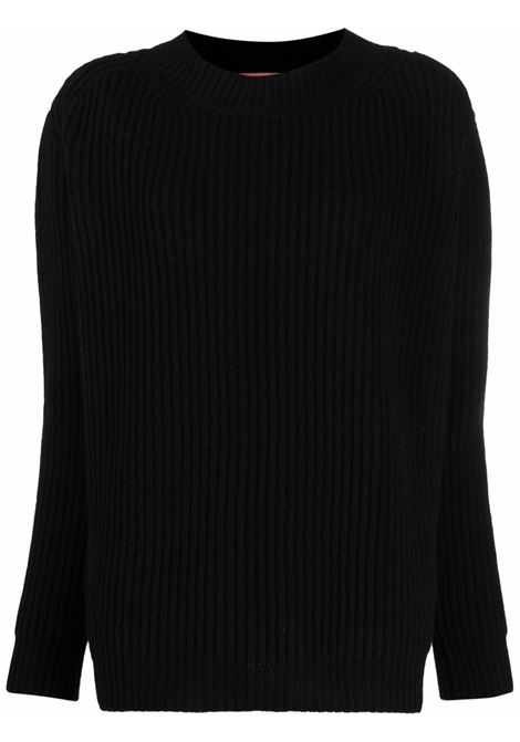 Knit jumper black- women THE ANDAMANE | 2034WVWS02