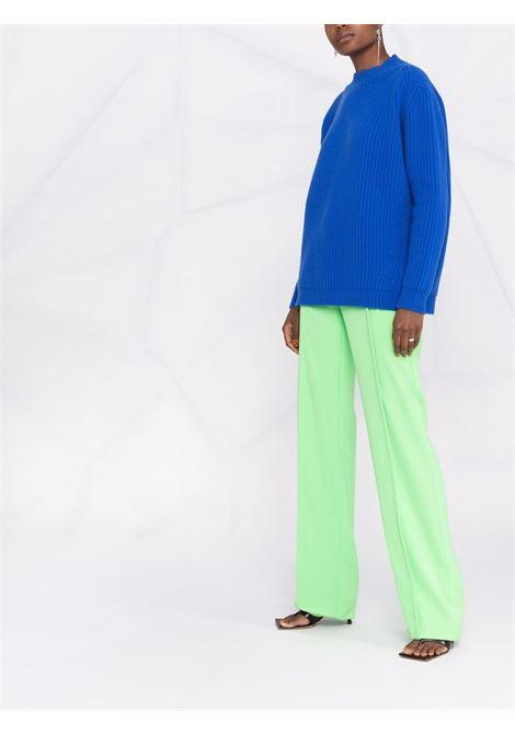 Knit jumper blue- women THE ANDAMANE | 2034WVWS1239