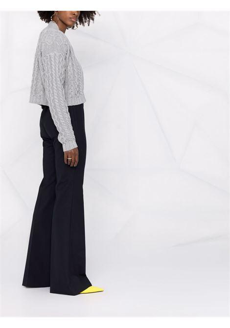 Two piece cardigan grey- women THE ANDAMANE | 20352036WVWP3315