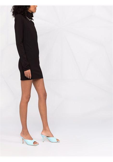 Hilda mini dress in black - women  THE ANDAMANE | T100105ATJV019999