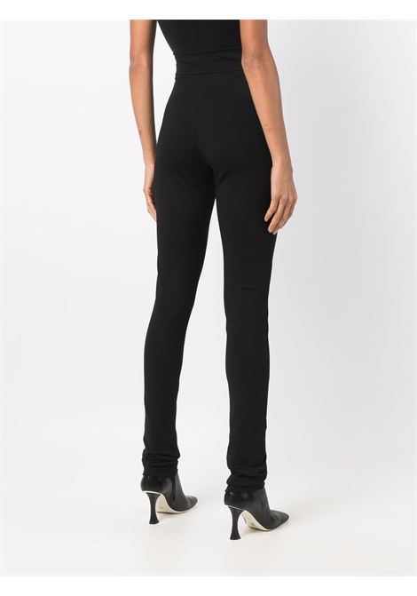 Slim trousers black- women THE ANDAMANE | T100409ATJV019999