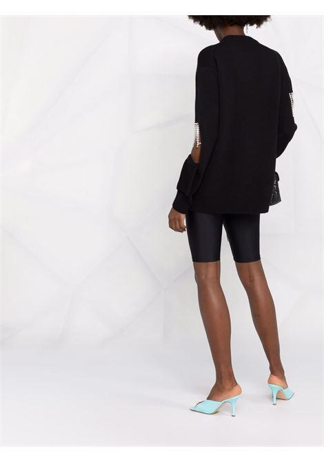 Cyclist shorts black- women THE ANDAMANE | T100413ATJP062999