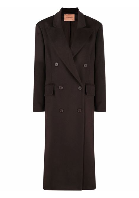 Mid coat brown- women THE ANDAMANE | T101003ATNW023640