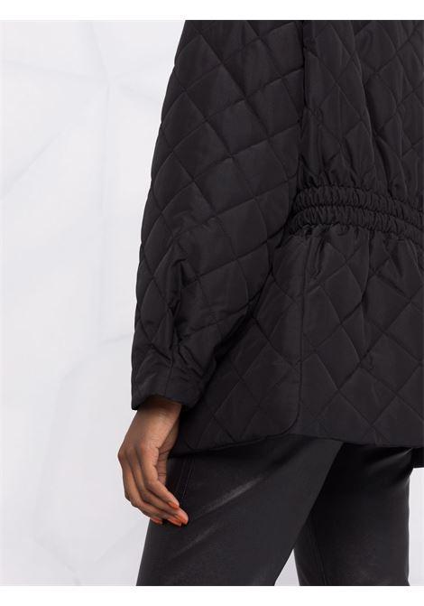 Quilted collarless jacket black- women THE ANDAMANE | T102009ATNP0U4999
