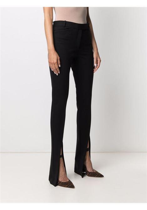 Slit-cuff trousers women  THE ATTICO   213WCP42V027100