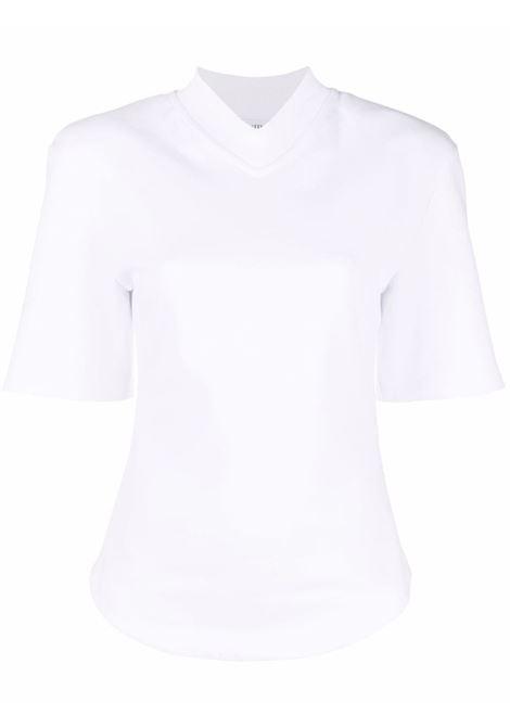 T-shirt con scollo a V donna THE ATTICO | 213WCT61C040213