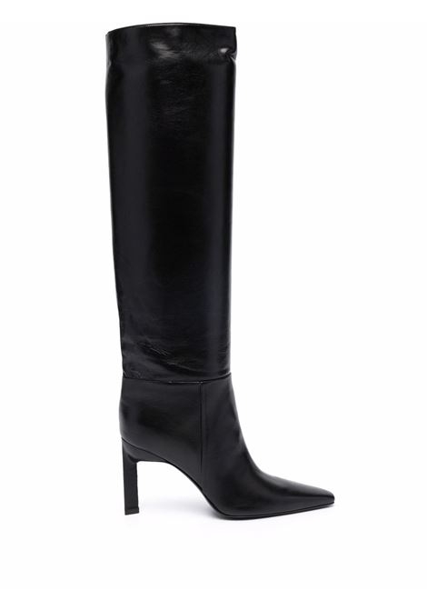 Stivali al ginocchio Vitto in nero - donna THE ATTICO | 214WS104L001100