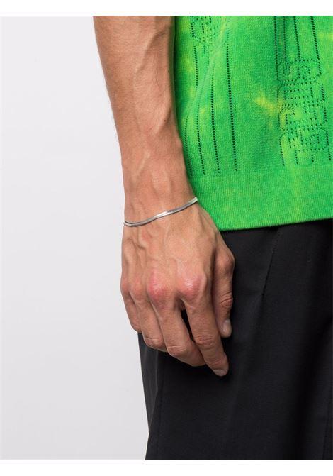 Boa sterling silver bracelet in silver - men TOM WOOD | B01031HB01S925