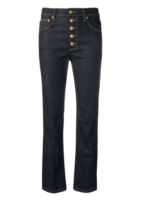Jeans con bottoni donna TORY BURCH | 53513457
