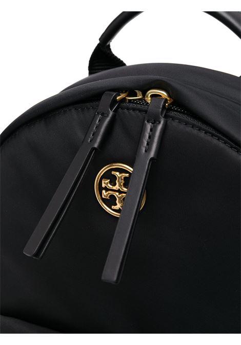 Small piper nylon backpack in black - women TORY BURCH | 78821001