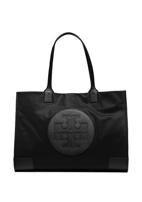 Black ella tote bag - women  TORY BURCH | 80479001