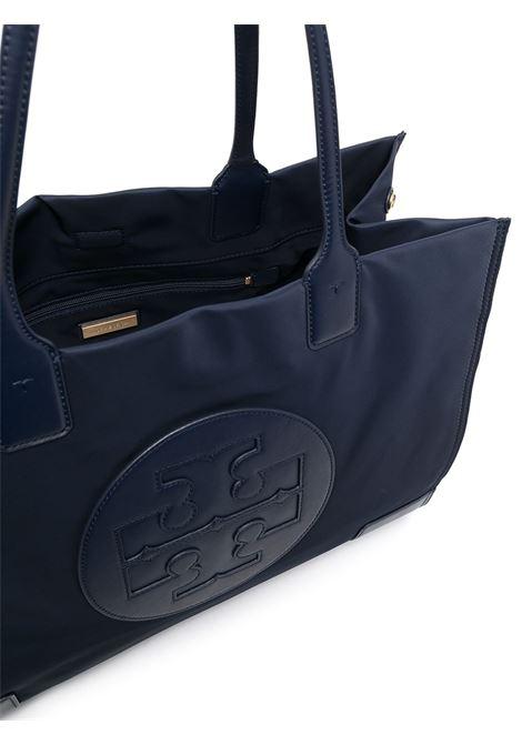 Navy blue ella tote bag - women  TORY BURCH | 80479405