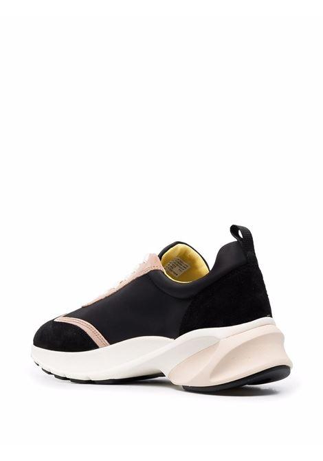 Sneakers con design a panelli in nero - donna TORY BURCH | 83833001
