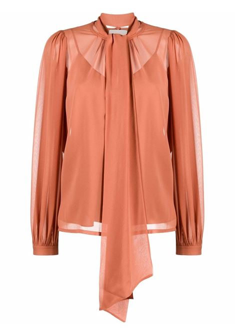 Blusa con foulard donna TORY BURCH | 83921675