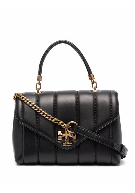 Borsa tote Kira con placca logo in nero - donna TORY BURCH | 83943001