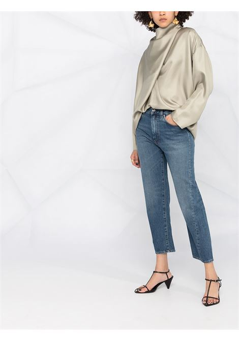 Cropped jeans women  TOTEME | 211232740405