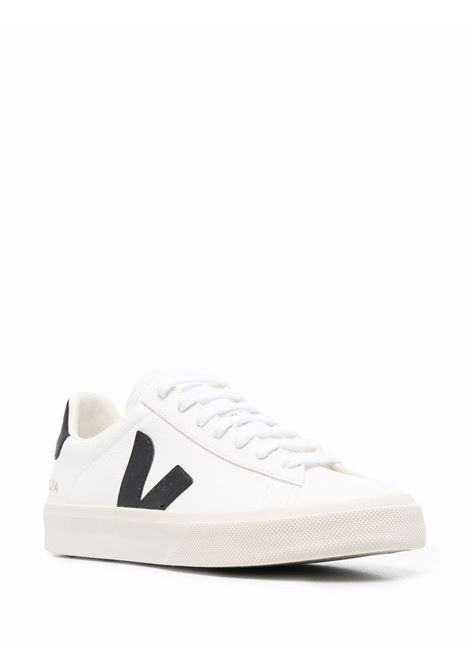 Sneakers Campo in bianco e nero - uomo VEJA | CP051537BWHTBLK