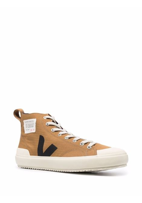 Sneakers alte Nova ripstop in marrone - uomo VEJA | NL012670BBLK