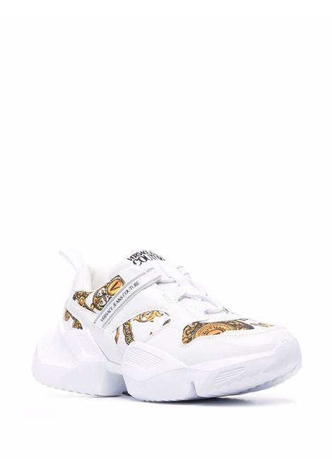 Sneakers Gravity in bianco - donna VERSACE JEANS COUTURE | 71VA3SU7ZS037G03