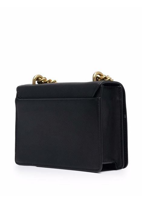 Borsa a spalla con logo in nero - donna VERSACE JEANS COUTURE | 71VA4BL171879899