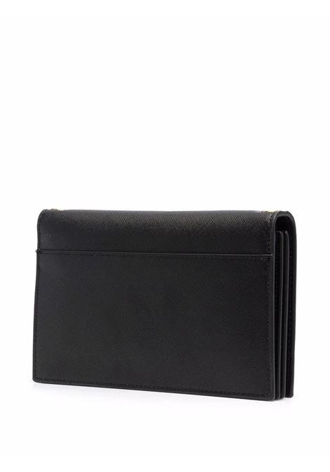 Borsa a tracolla con logo in nero - donna VERSACE JEANS COUTURE | 71VA5PL671879899